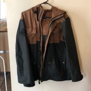Other - INI waxed camp jacket
